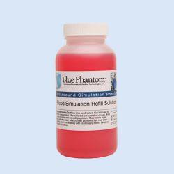 Blue Phantom Ultraschall Flüssigkeit, rot, 235 ml