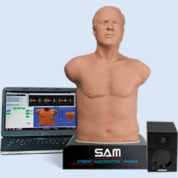 Auskultationssimulator SAM 3G