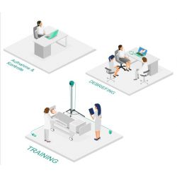 SIMStation Essential – mobiles High-End-Video-Debriefing-System