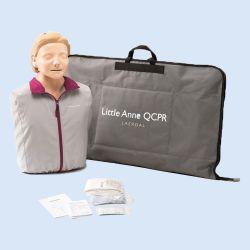 Laerdal Little Anne QCPR Herz-Lungen-Wiederbelebung-Trainingssystem