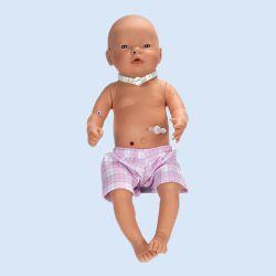 Nickie® medizinische Säuglingspflege-Puppe weiblich