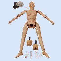 GERI geriatrische Krankenpflegepuppe