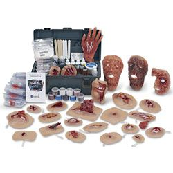 Xreme Trauma Deluxe Moulage Kit
