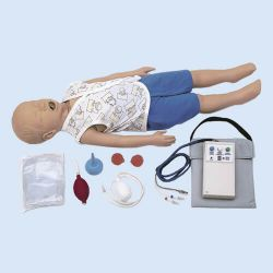 CPR Timmy with Electronics