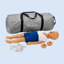 Kyle - 3 years old CPR Child Manikin
