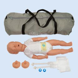 Kevin - 6-9 month old CPR Infant