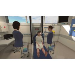 Oxford Medical Simulation – Interprofessionell VR-Simulation