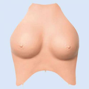 Weibliche Brustdecke für CLA Doll