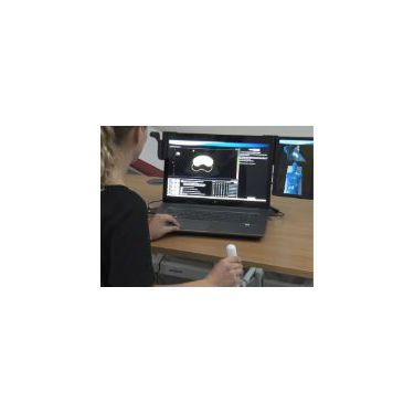 """ScanTrainer """"Abdomen- Compact"""" Ultraschall-Simulator für den Bereich Abdomen und Notfall"""