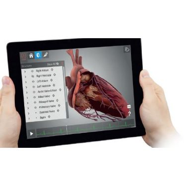HeartWorks AR – Augmented Reality Trainings-System