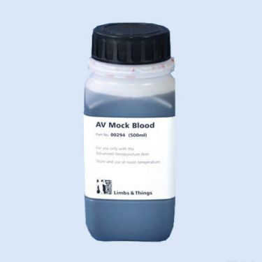 AV Mock Blood, 500ml.