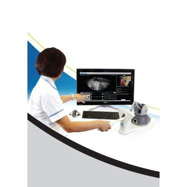 """ScanTrainer """"OBGYN-Standard"""" Ultraschall-Simulator für den Bereich Geburtshilfe und Gynäkologie"""