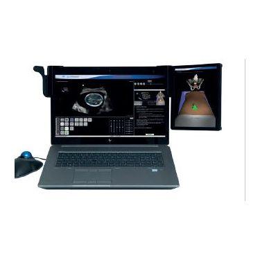 """ScanTrainer """"OBGYN-Compact"""" Ultraschall-Simulator für den Bereich Geburtshilfe und Gynäkologie"""