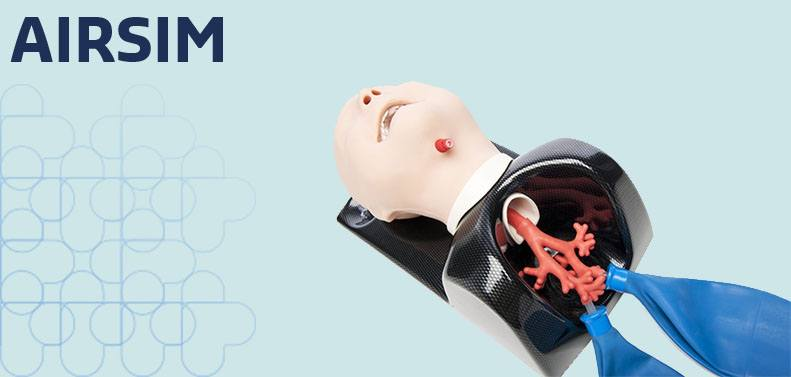 AirSim Child Bronchi Trainer